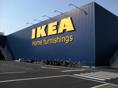 IKEA福岡新宮(イケア)